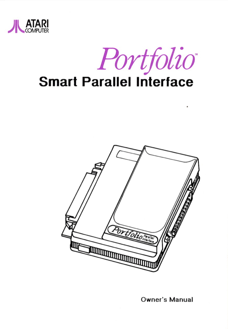 Atari Smart Parallel Interface